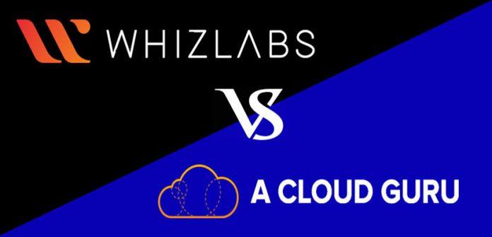 whizlabs vs acloudguru