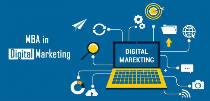MBA in Digital Marketing