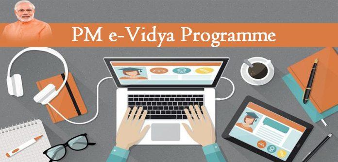 PM eVidya Programme