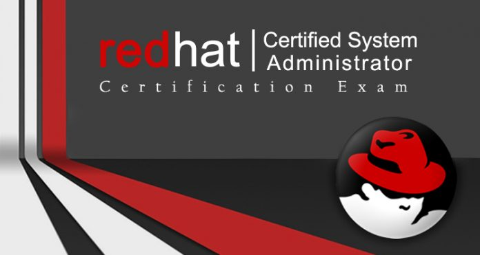 Red Hat Certified System Administrator Certification