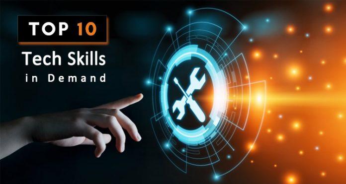 top tech skills