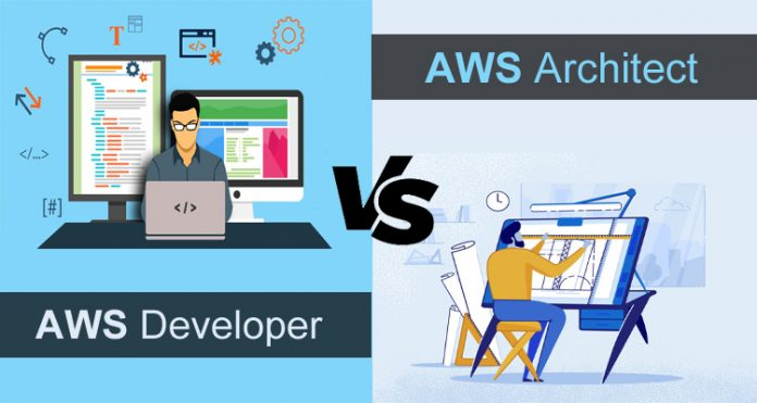 AWS Developer Vs AWS Architect