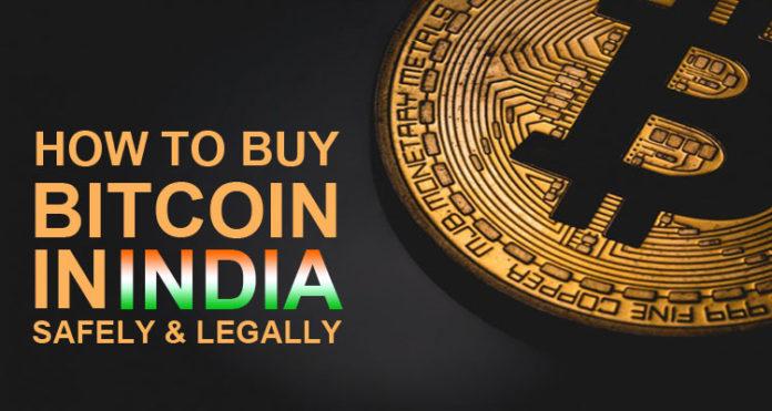 buy bitcoin in india