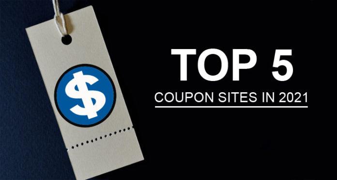 top coupon sites