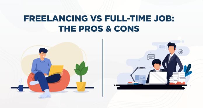 Freelancing vs Full-time Job